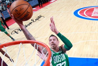 Banco resolve e Boston Celtics bate Detroit Pistons - The Playoffs