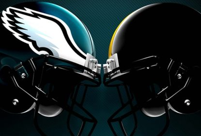 Philadelphia Eagles e Pittsburgh Steelers já foram os 'Steagles' em 1943 - The Playoffs