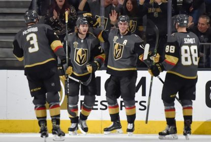 Vegas Golden Knights vence Vancouver Canucks - The Playoffs