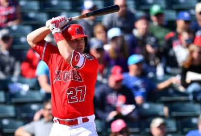 Albert Pujols 'espera' que Mike Trout ultrapasse seu número de home runs na carreira - The Playoffs