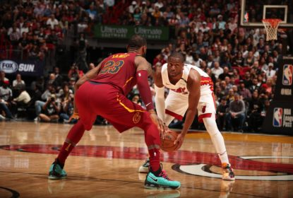 Miami Heat vence Cleveland Cavaliers no reencontro de LeBron James e Dwyane Wade - The Playoffs