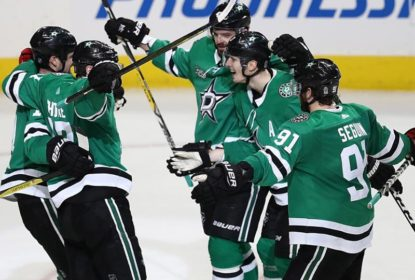 Dallas Stars vence Anaheim Ducks de virada com gols de power play - The Playoffs