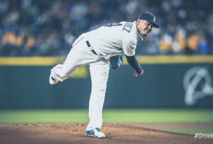 Felix Hernandez assina contrato de Ligas Menores com o Atlanta Braves - The Playoffs