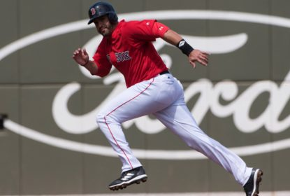 J.D. Martinez desencanta em empate dos Red Sox no Spring Training - The Playoffs