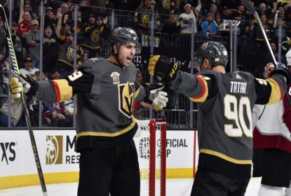 Golden Knights vencem Avalanche e confirmam ida aos playoffs - The Playoffs