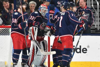 Seth Jones marca dois e Blue Jackets vencem Red Wings - The Playoffs