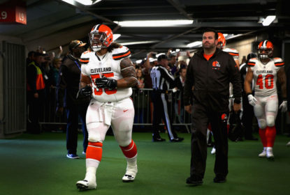 Patriots adquirem DL Danny Shelton dos Browns - The Playoffs