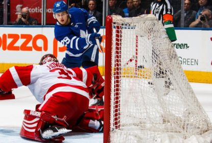 Maple Leafs vencem Red Wings e ficam próximos da vaga nos playoffs - The Playoffs