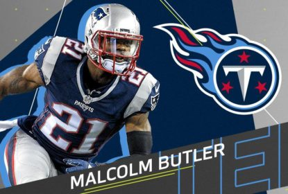 Tennessee Titans acerta contrato com Malcolm Butler - The Playoffs
