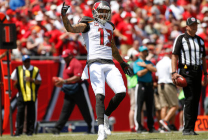 Mike Evans minimiza saída de wide receivers nos Buccaneers - The Playoffs
