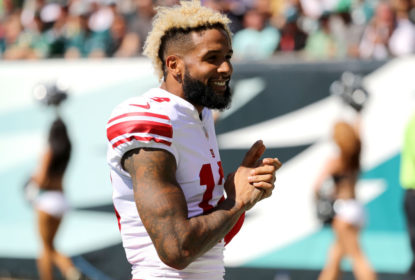 Giants recebem telefonemas e oferta de 1ª rodada dos Rams por Odell Beckham Jr. - The Playoffs