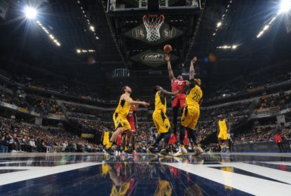 Thaddeus Young comanda e Indiana Pacers vence Miami Heat na prorrogação - The Playoffs
