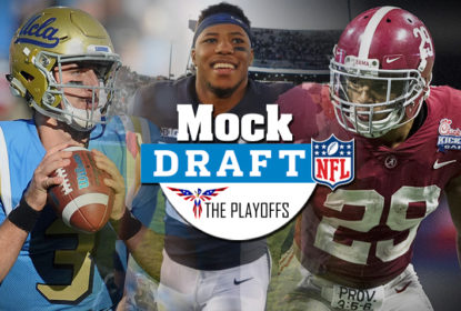 [ESPECIAL] Mock Draft NFL 2018 do The Playoffs #8 - The Playoffs