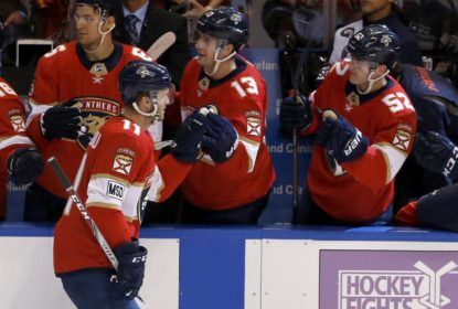 Florida Panthers derrota Nashville Predators - The Playoffs