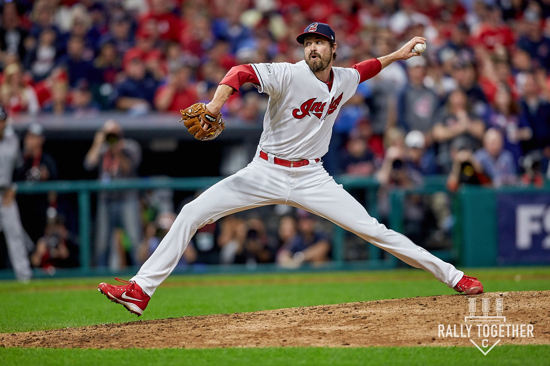Indians colocam Andrew Miller na lista de lesionados - The Playoffs