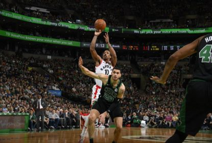 Coadjuvantes brilham e Boston Celtics vence Toronto Raptors - The Playoffs