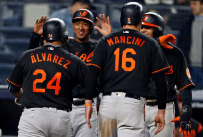 Orioles batem Yankees com grand slam de Pedro Alvarez - The Playoffs