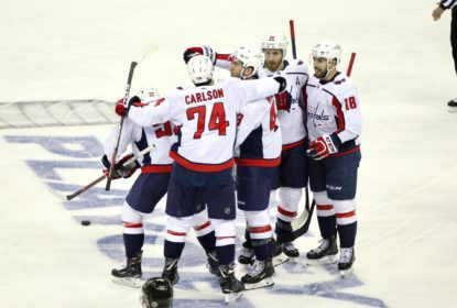 Washington Capitals empata série contra Columbus Blue Jackets - The Playoffs