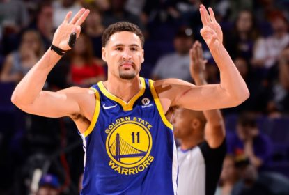 Klay Thompson - Golden State Warriors