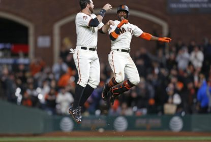Andrew McCutchen garante vitória dos Giants sobre Diamondbacks - The Playoffs