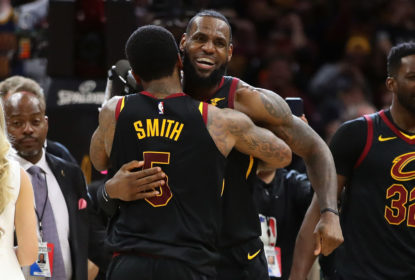 LeBron James decide para os Cavs contra os Pacers