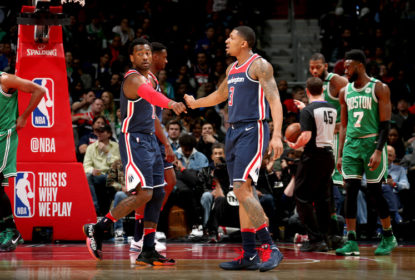 Bradley Beal admite que 'doeu' a saída de John Wall do Washington Wizards - The Playoffs