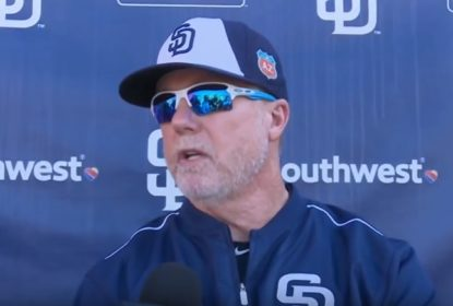 "Mark McGwire: ""Eu bateria 70 home runs sem o uso de PEDs"" - The Playoffs"