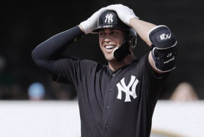 Nova lesão manterá Giancarlo Stanton fora dos Yankees - The Playoffs