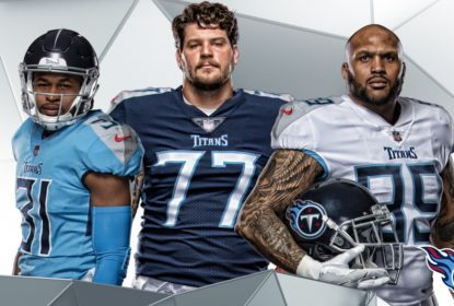 Tennessee Titans lança novos uniformes para temporada 2018 da NFL - The Playoffs