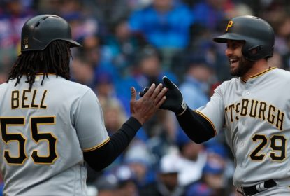Pirates conseguem a virada em entradas extras e derrotam Giants - The Playoffs