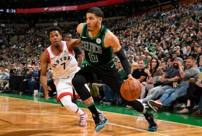 Líder da Conferência Leste, Toronto Raptors vai a Boston enfrentar os Celtics - The Playoffs