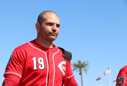 Joey Votto: privilégios 'me fazem cúmplice' da morte de George Floyd - The Playoffs