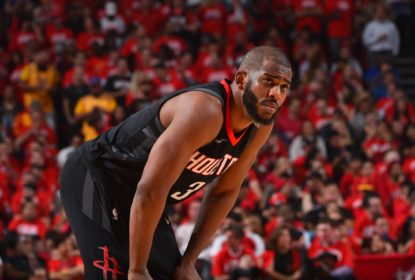 Chris Paul preocupa para o resto da série contra os Warriors