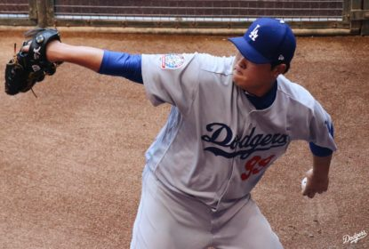 Hyun-Jin Ryu é colocado na lista de lesionados pelo Los Angeles Dodgers - The Playoffs