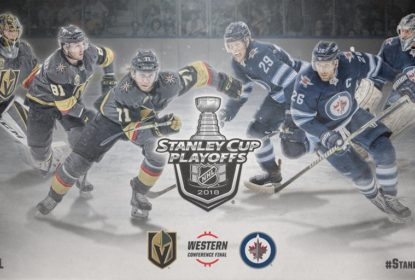 [PRÉVIA] Playoffs da NHL 2018, final do Oeste: Golden Knights x Jets - The Playoffs