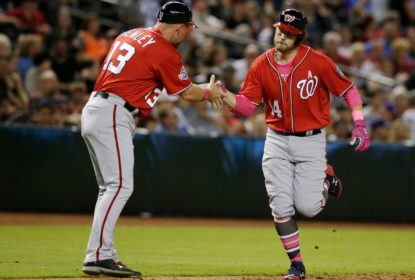 Mark Reynolds brilha e Nationals vencem Diamondbacks por 6 a 4