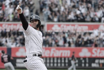 Yankees vencem Indians com walk-off HR de Gleyber Torres - The Playoffs