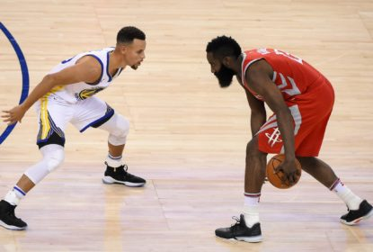 Rockets e Warriors disputam final do Oeste da NBA