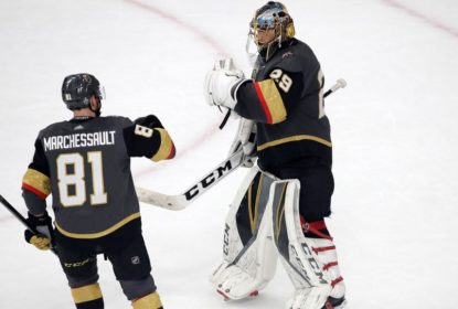 Marchessault marca duas vezes e Golden Knights vencem Jets - The Playoffs