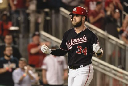 Bryce Harper admite que se sentiu 'machucado' com proposta dos Nationals - The Playoffs