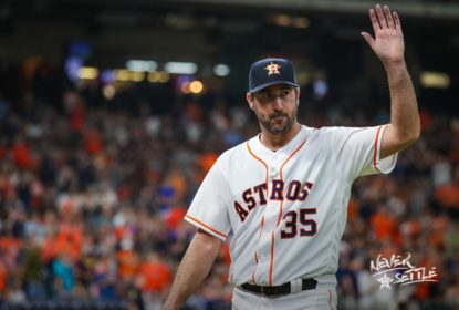 Houston Astros escolhe Justin Verlander como arremessador titular do Opening Day - The Playoffs