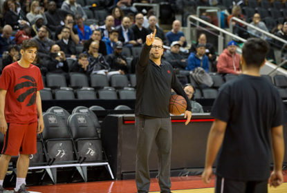 Ex-assistente de Dwane Casey, Nick Nurse é novo técnico do Toronto Raptors - The Playoffs