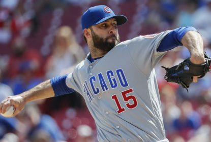 Chicago Cubs não contará com Brandon Morrow pelo resto da temporada - The Playoffs