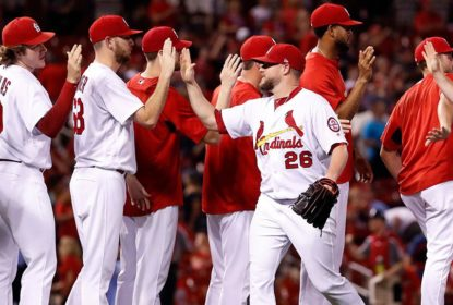 St. Louis Cardinals vence Cleveland Indians e atinge recorde na MLB - The Playoffs