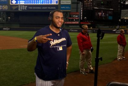 Brewers trocam Jesus Aguilar para os Rays - The Playoffs