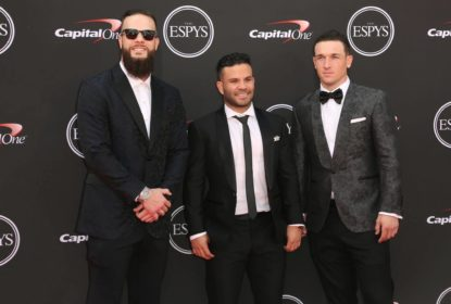 Houston Astros vence prêmio ESPYS na categoria melhor time - The Playoffs