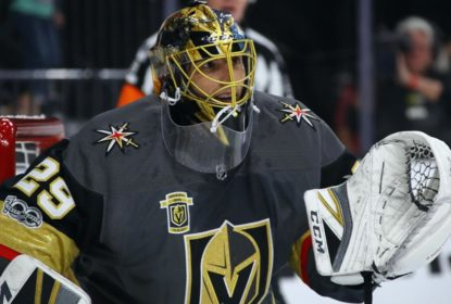 Vegas Golden Knights confirma permanência de Marc-Andre Fleury - The Playoffs
