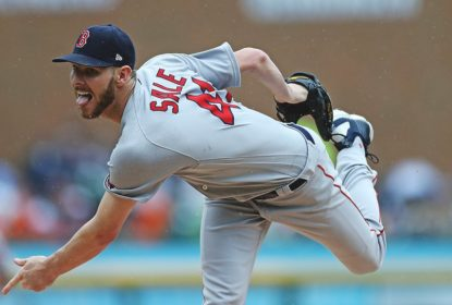 Red Sox colocam Chris Sale na lista de contundidos - The Playoffs