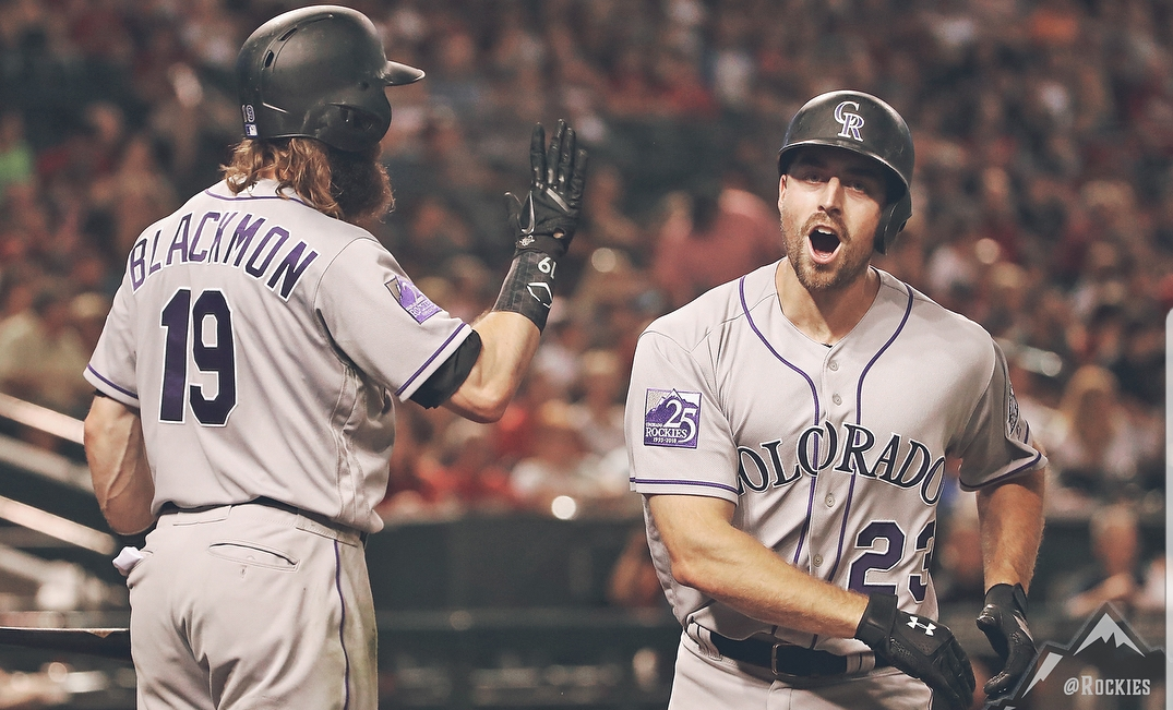 Home run de Tom Murphy dá vitória para os Rockies sobre os D-Backs - The Playoffs