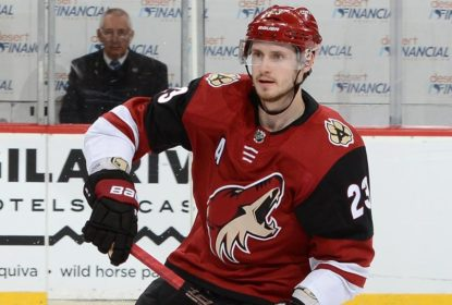 Oliver Ekman-Larsson afirma estar 100% fisicamente para os playoffs - The Playoffs